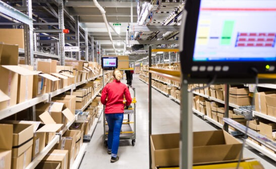 outsourcing its logistics