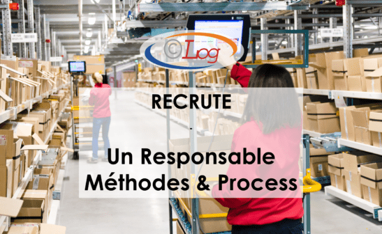 recrutement Responsable Méthodes et process