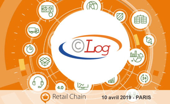 retail chain c-log conférence