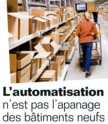 article supply chain magazine entrepot logistique