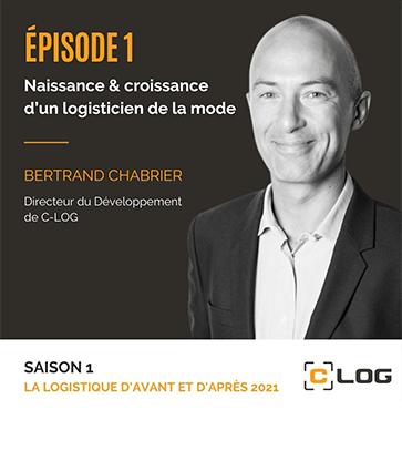 Podcast supply chain C-LOG et VOX361 episode 1